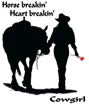 horses and hearts?  i